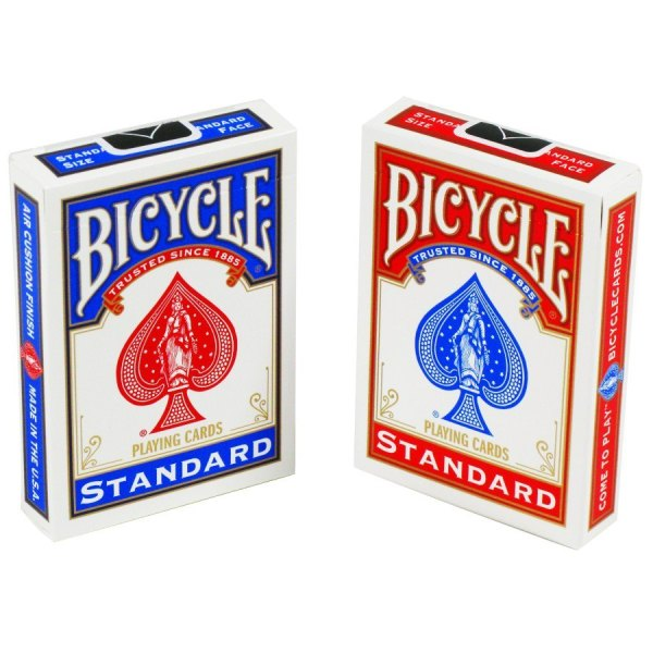 Bicycle Playing Cards Poker
