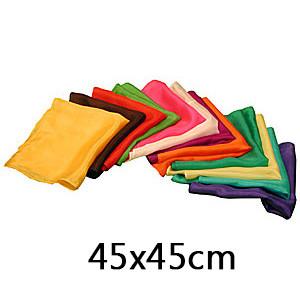 Magic Silks (45cm*45cm, 6 Colors)