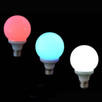 Color Changing Light Bulb - Magnet Control