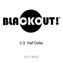 Blackout (US Half Dollar, With DVD) by Brian Platt