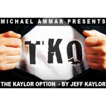 TKO: The Kaylor Option (DVD+Gimmick)