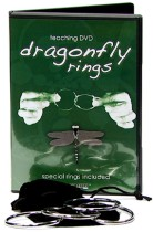 Dragonfly Rings (Linking Rings +DVD)