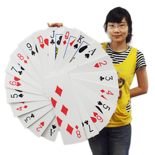 Large-scale Card Production Fan