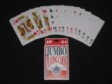 Jumbo Playing Cards (12.5cm x 9cm)