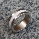 Magnetic Engraved PK Ring (4 Colors)