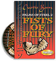 Fists of Fury Curtis Kam Palms of Steel Vol. 2 - DVD