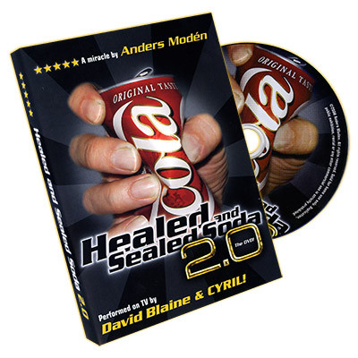 Healed And Sealed 2.0 by Anders Moden - DVD