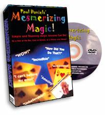 Mesmerizing Magic DVD - Paul Daniels