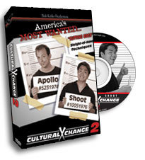 Cultural Exchange Volume 2 by Apollo Robbins and Shoot Ogawa - DVD