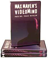Videomind by Max Maven Volumes 1-3 (DVD)