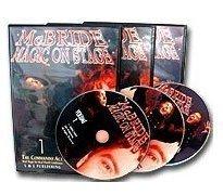 Magic on Stage by Jeff McBride Set Volumes 1-3 - DVD