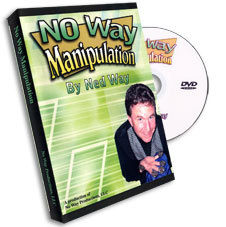 No Way Manipulation by Ned Way - DVD