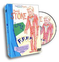 David Stone Live At The F.F.F.F. - DVD
