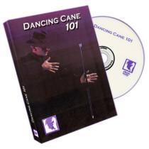 Dancing Cane 101 by David Mann - DVD