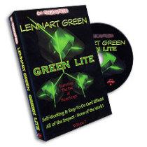 Green Lite by Lennart Green (DVD)