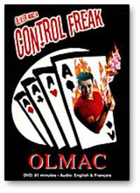 Control Freak Oliver Macia - DVD