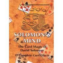 Mind by Solomon - DVD