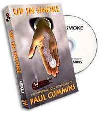 Up In Smoke by Paul Cummins - DVD