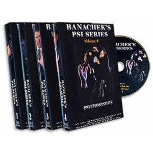 Banachek Psi Series Volumes 1-4 (DVD)