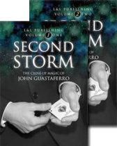 Second Storm - The Close-up Magic of John Guastaferro - Volumes 1&2 Set - DVD
