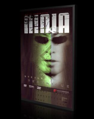 NINJA 1: Stealth Technique - DVD
