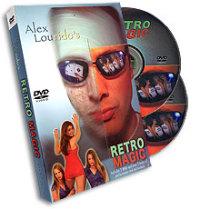 Retro Magic by Alex Lourido (2 DVD Set)