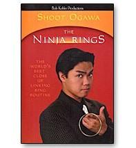 The Ninja Rings with Shoot Ogawa (DVD)