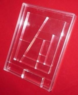 Building Block Miracle - Transparent Acrylic