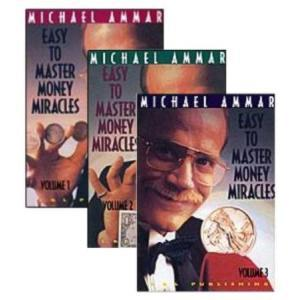 Easy to Master Money Miracles - Michael Ammar - Volumes 1-3 (DVD)
