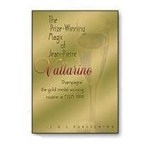 Prize Winning Magic of Jean-Pierre Vallarino DVD