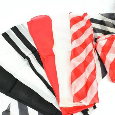 Zebra Silk Set (4 Sets)