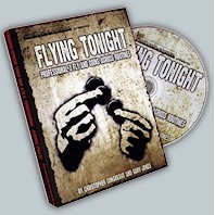 Flying Tonight by Christopher Congreave & Gary Jones - DVD