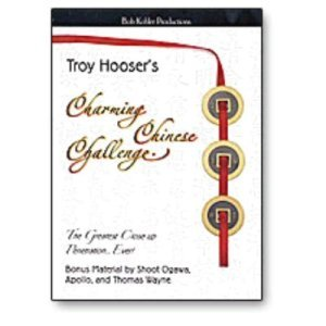 Charming Chinese Challenge DVD with Troy Hooser