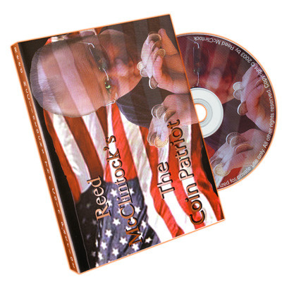 The Coin Patriot - Reed McClintock - DVD