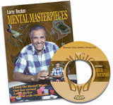 Mental Masterpieces by Larry Becker (DVD)
