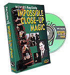 Impossible Close Up Magic by Ray Kosby - DVD