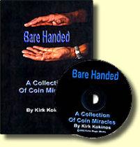 Bare Handed by Kirk Kokinos - DVD