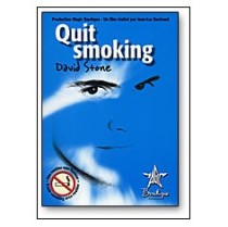 Quit Smoking David Stone, DVD