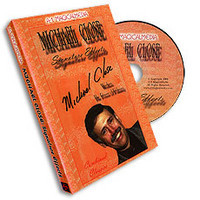 Signature Effects by Michael Close - DVD