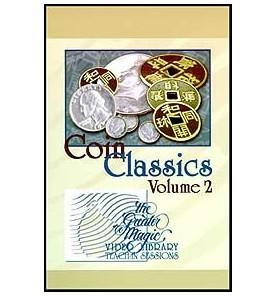 Greater Magic Coin Classics Volume 2 Teach-In DVD
