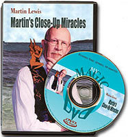 Martin - Close-up Miracles DVD