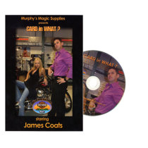 Card in What? James Coats, DVD