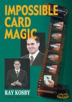Impossible Card Magic DVD - Ray Kosby