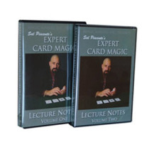 Sal Piacente - Expert Card Magic Lecture Notes - The Set: Volumes 1 - 2 (2 DVDs)