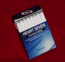 Heart Seven Card Box by Aska