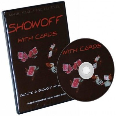 Showoff with Cards (DVD)