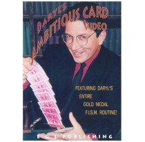 Daryl - Ambitious Card - DVD