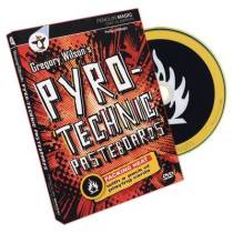 Pyrotechnic Pasteboards with Gregory Wilson (DVD)