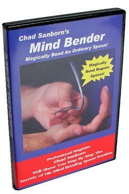 Mind Bender Chad Sandborn, DVD