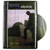 Mastering The Art Of Pickpocketing DVD - James Coats